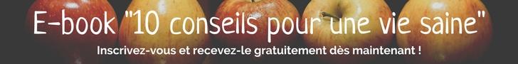 e-book offert nutrition vie saine