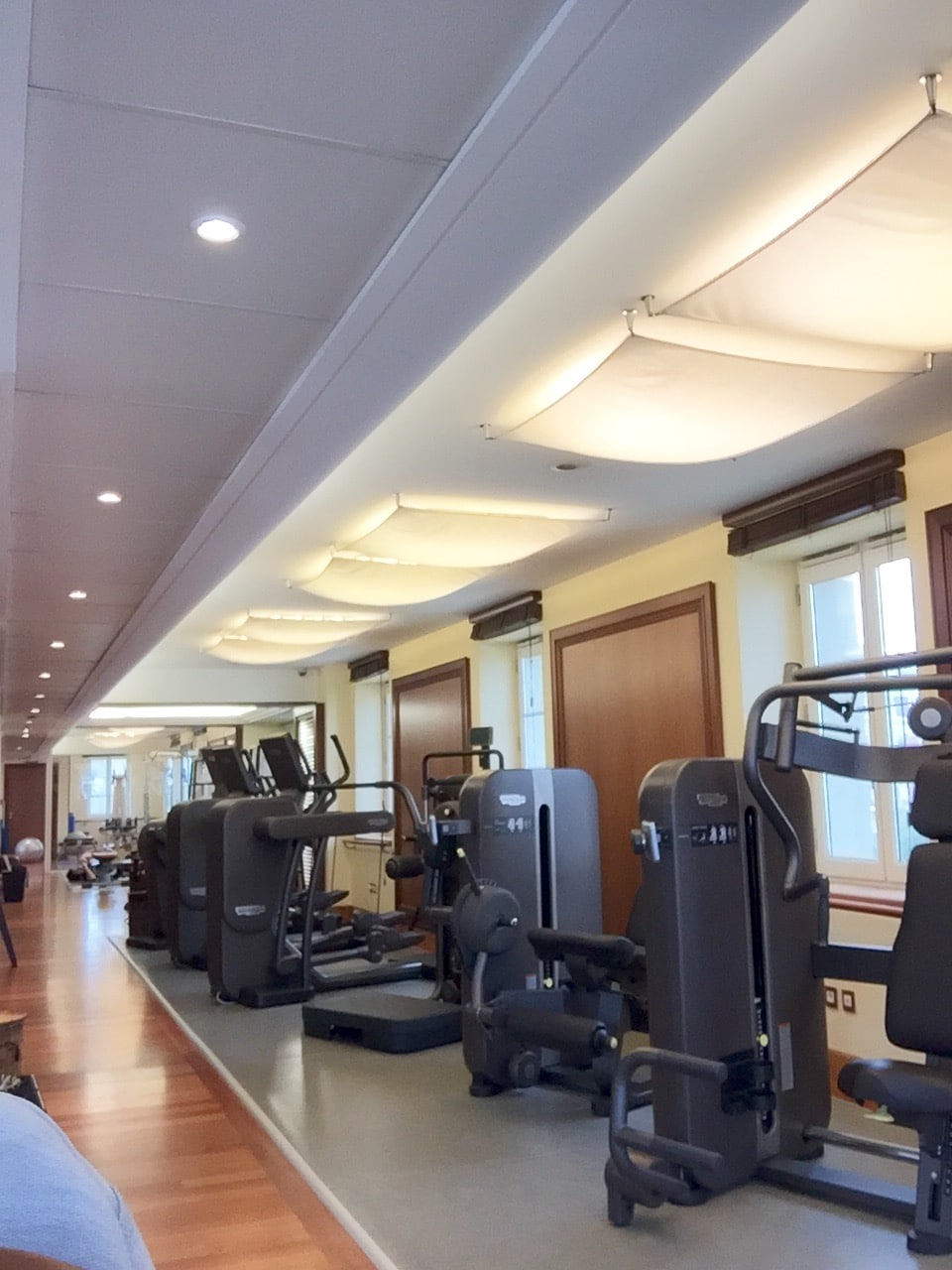 salle de fitness spa imperial