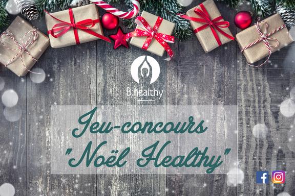 NOEL JEU 2017 healthy biarritz