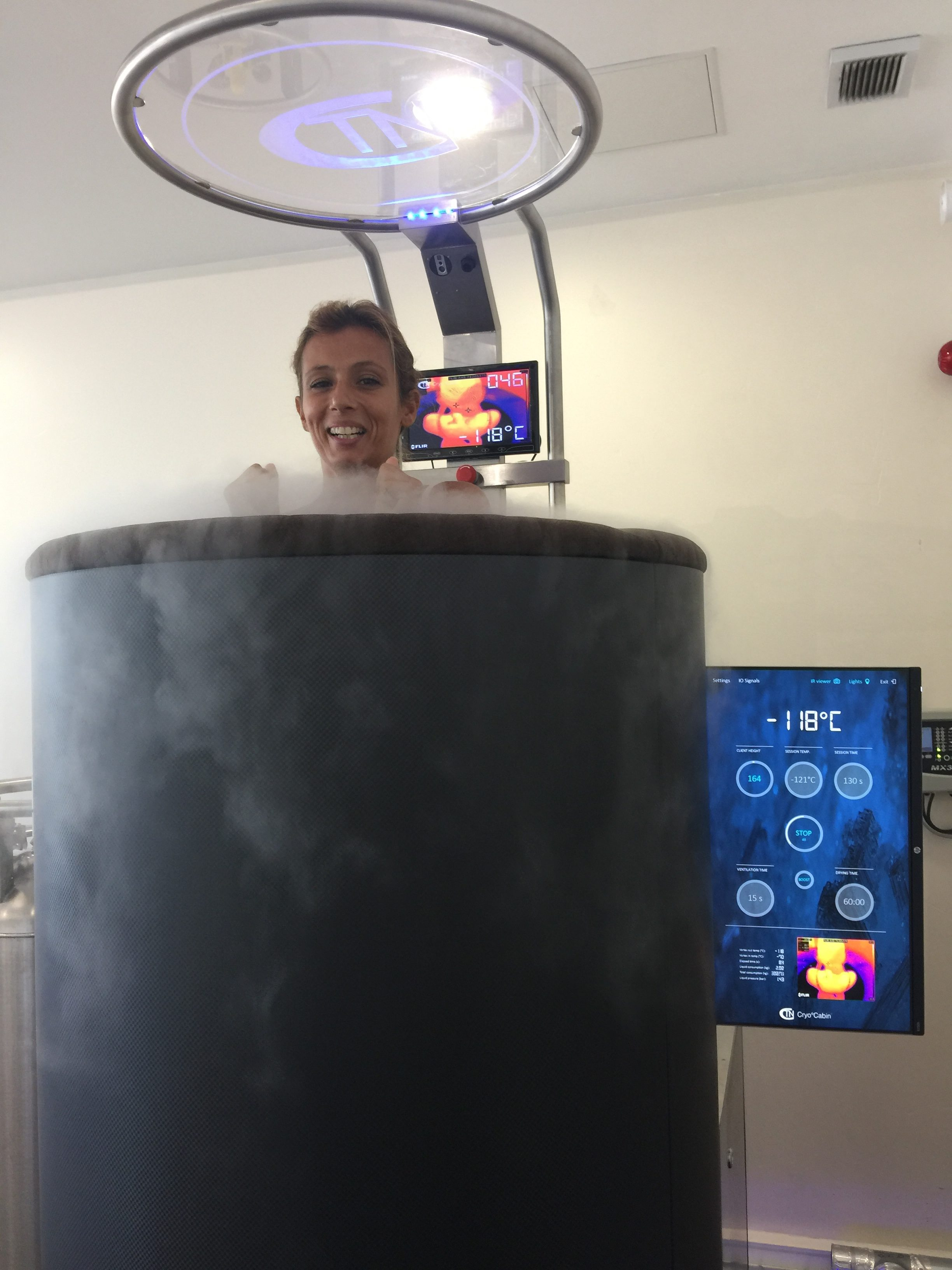 cryothérapie biarritz anglet