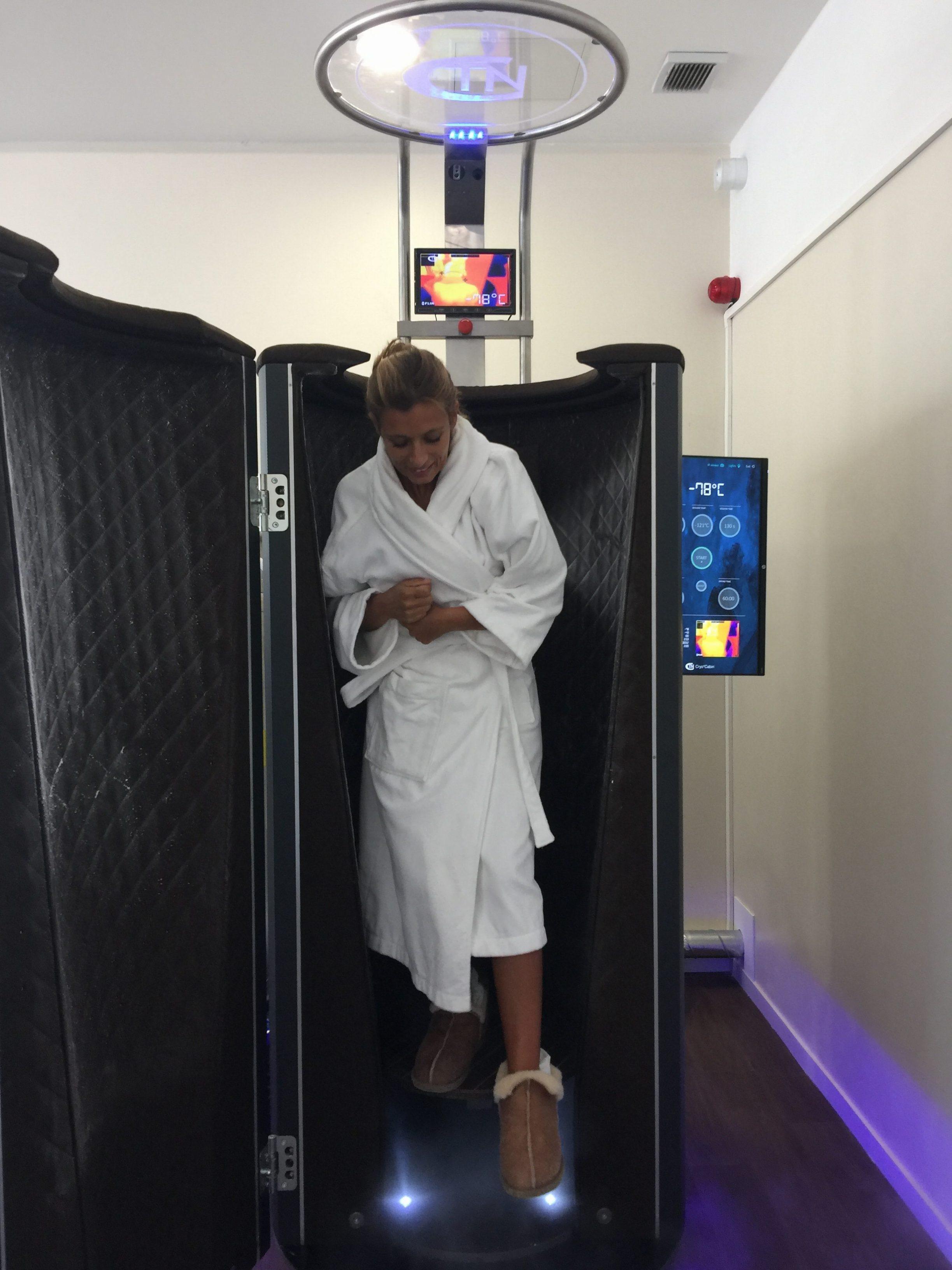 cryothérapie hotzapia anglet
